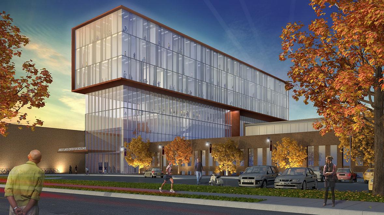 Excellence Center exterior 002 Dan Edit.