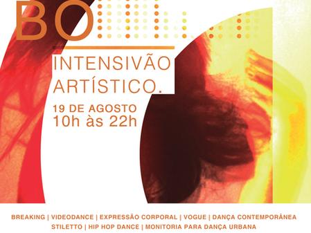 ESCAMBO: Intensivão Artístico