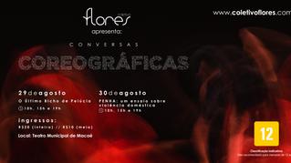 """Coletivo FLORES em: """"Conversas Coreográficas"""""""