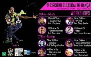 1º Circuito Cultural de Dança em Campos dos Goytacazes