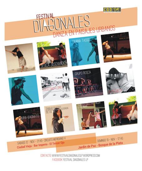 FESTIVAL DIAGONALES DE DANZA (ARGENTINA)