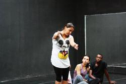 composição coreográfica