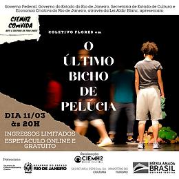 feed - CAPA - O ULTIMO BICHO DE PELÚCIA.