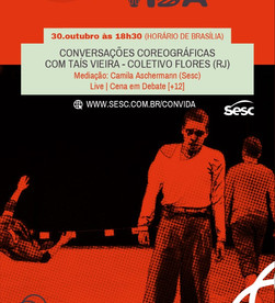 Coletivo Flores no SESC Cultura Convida!