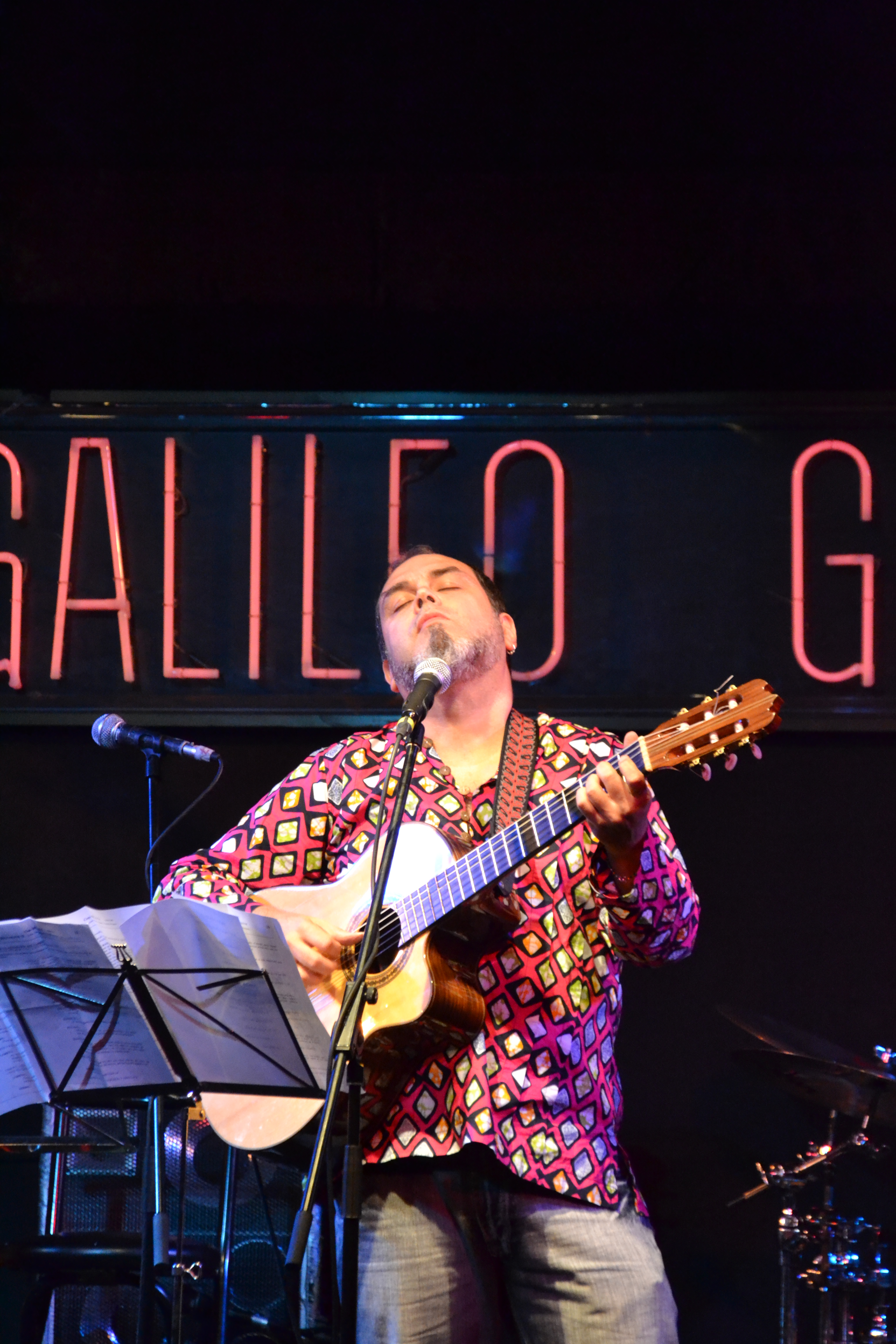 Galileo Galilei, Madrid