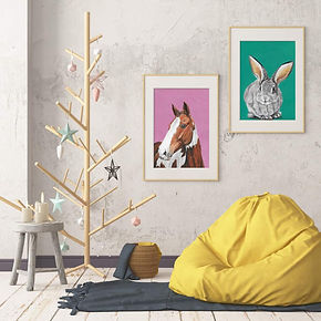 christmas-pets-in-paint-horse-rabbit.jpg