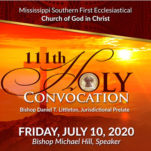 111th Holy Convocation - Friday Service