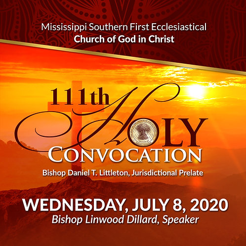 111th Holy Convocation - Wednesday