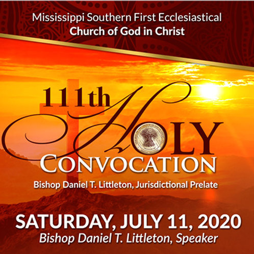 111th Holy Convocation - Saturday Official Service