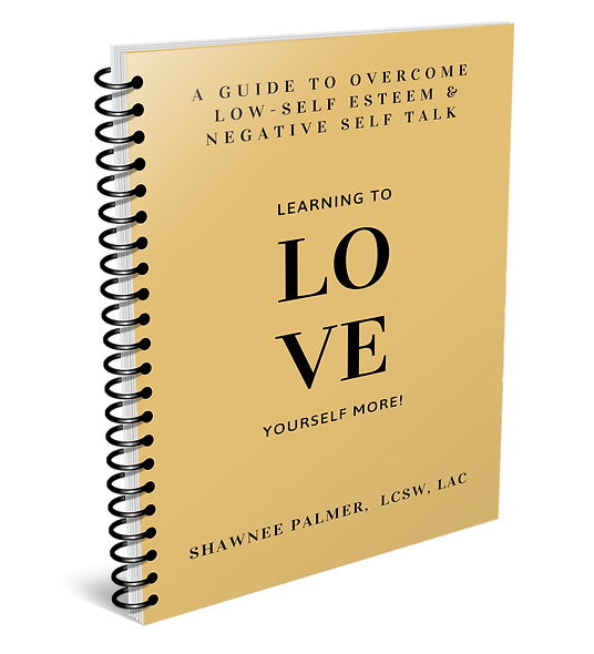 Learning to Love Yourself More! by Shawnee Palmer
