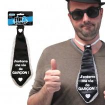 cravatte j enterre ma vie de garçon