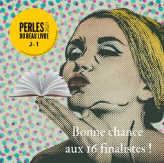 Visuel J - 1 Prix Les Perles du beau livre 2021