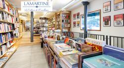 Librairie généraliste LAMARTINE - PARIS
