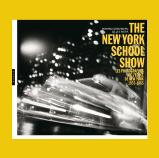 Mai 2021 Une expo, un beau livre The New York school show