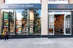 Librairie généraliste LIBRAIRIE DE PARIS - PARIS
