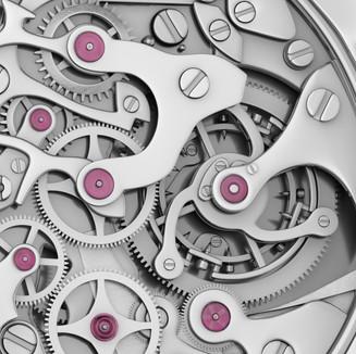 Février 2021 Zoom - L'horlogerie