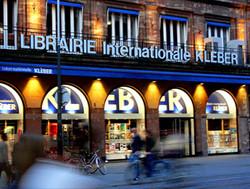 Librairie généraliste KLEBER - STRASBOURG