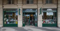 Librairie généraliste GALIGNANI - PARIS