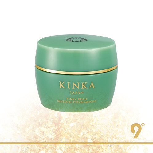 [ limited edition ] 9°KINKA Matcha Gold Moisture Cream