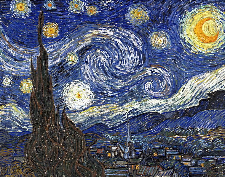 Starry-Night-canvas-Vincent-van-Gogh-New