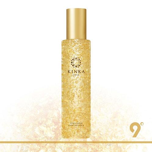 9°KINKA 黃金納米化妝水