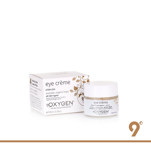 OXYGEN Organic Hops - Organic Eye Crème