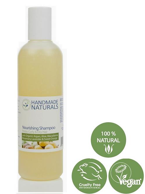 HN Nourishing Shampoo - Frizzy/Curly/Dry