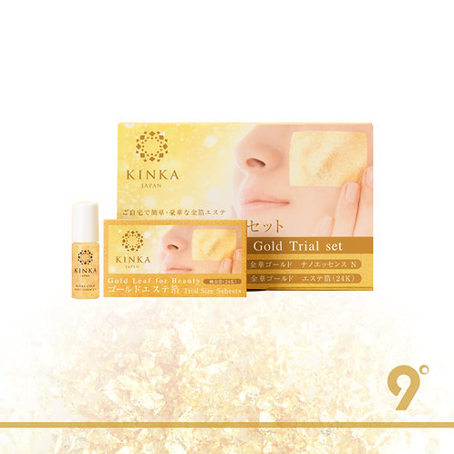 9°KINKA Gold Esthetic Set