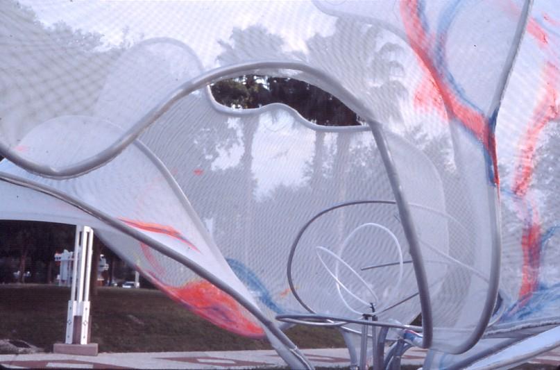 Adams 7. Lightscape X Opening detail