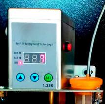 Centralina di lubrificazione automatica