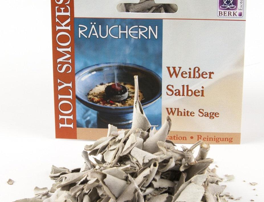 Weißer Salbei- White Sage 10g