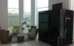 Cabina de Video Mensajes Circusbox. Bodas con estilo
