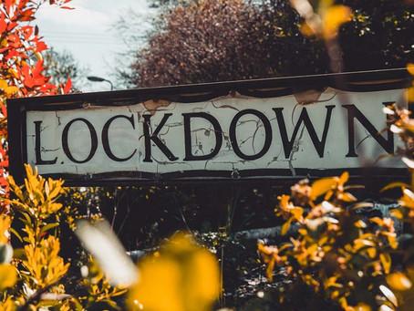 4 Things to Consider Before Lockdown