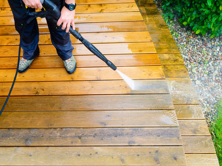 All About Our Power Washing Service