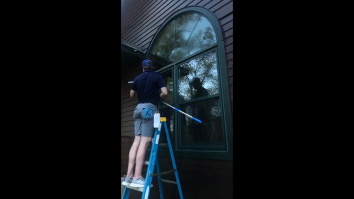 Window Cleaning Video