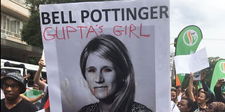 Bell Pottinger Gupta's Girl, Victoria Geoghegan, who now works at Thoburns in London