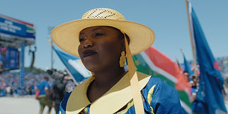 South African opposition politician Phumzile van Damme