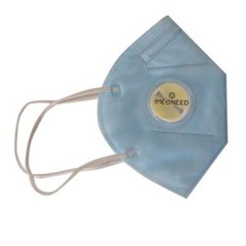 Medneed N95 Mask with Respirator + Carbon Filter