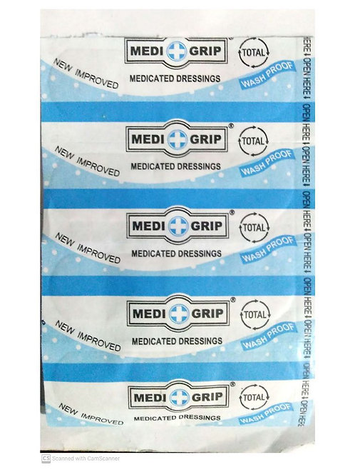 Medigrip Waterproof Band Aid