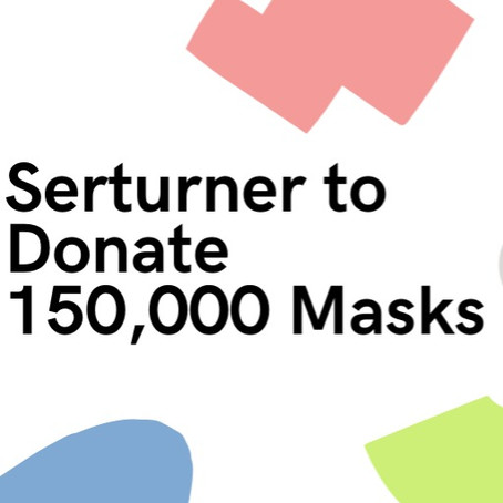 Serturner Donates 150,000 Masks in Maharashtra and Haryana for COVID-19 Emergency Response