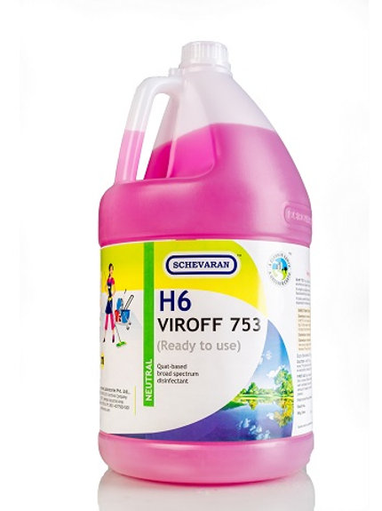 Viroff 753 - Disinfectant & Hand Sanitizer
