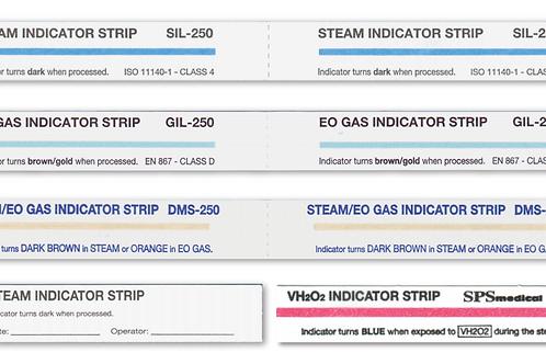 Steam Indicator Strip - Class 4