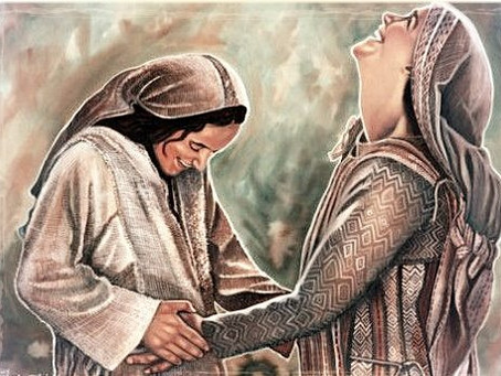 Mary (Mother of Jesus): Her Courage to be Different - Part I