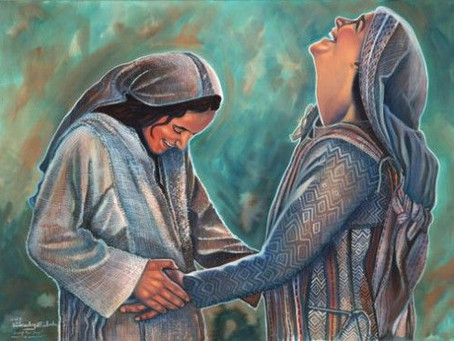 Mary (Mother of Jesus): Her Courage to be Different  -  Part II