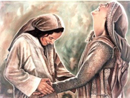 Mary (Mother of Jesus) : Her Courage to be Different - Part V