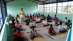 Thurumbar Children Camp - Oct 2016