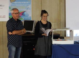 a parlar di CINEMA d'ANIMAZIONE all'istituto Bazoli di Desenzano