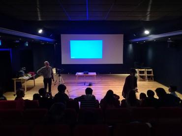 Oggi al Cinema del Carbone di Mantova
