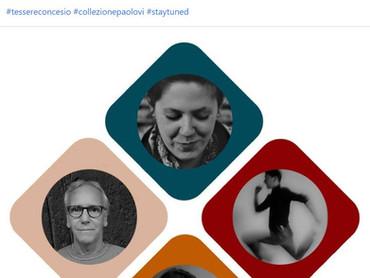 Felice di partecipare al progetto TESSERE con il progetto RIGHE DI RUGHE