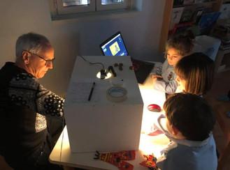 laboratorio Telepongo con il FilmFestival del Garda